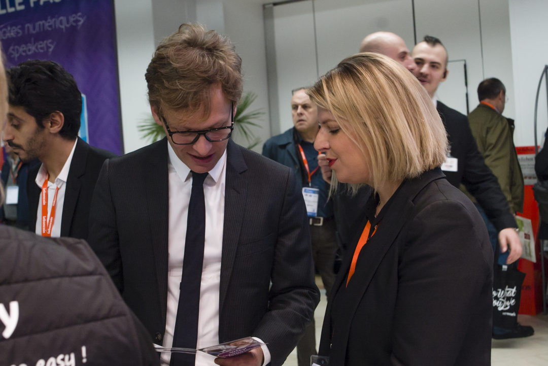 Wity au Salon des Entrepreneurs de Paris