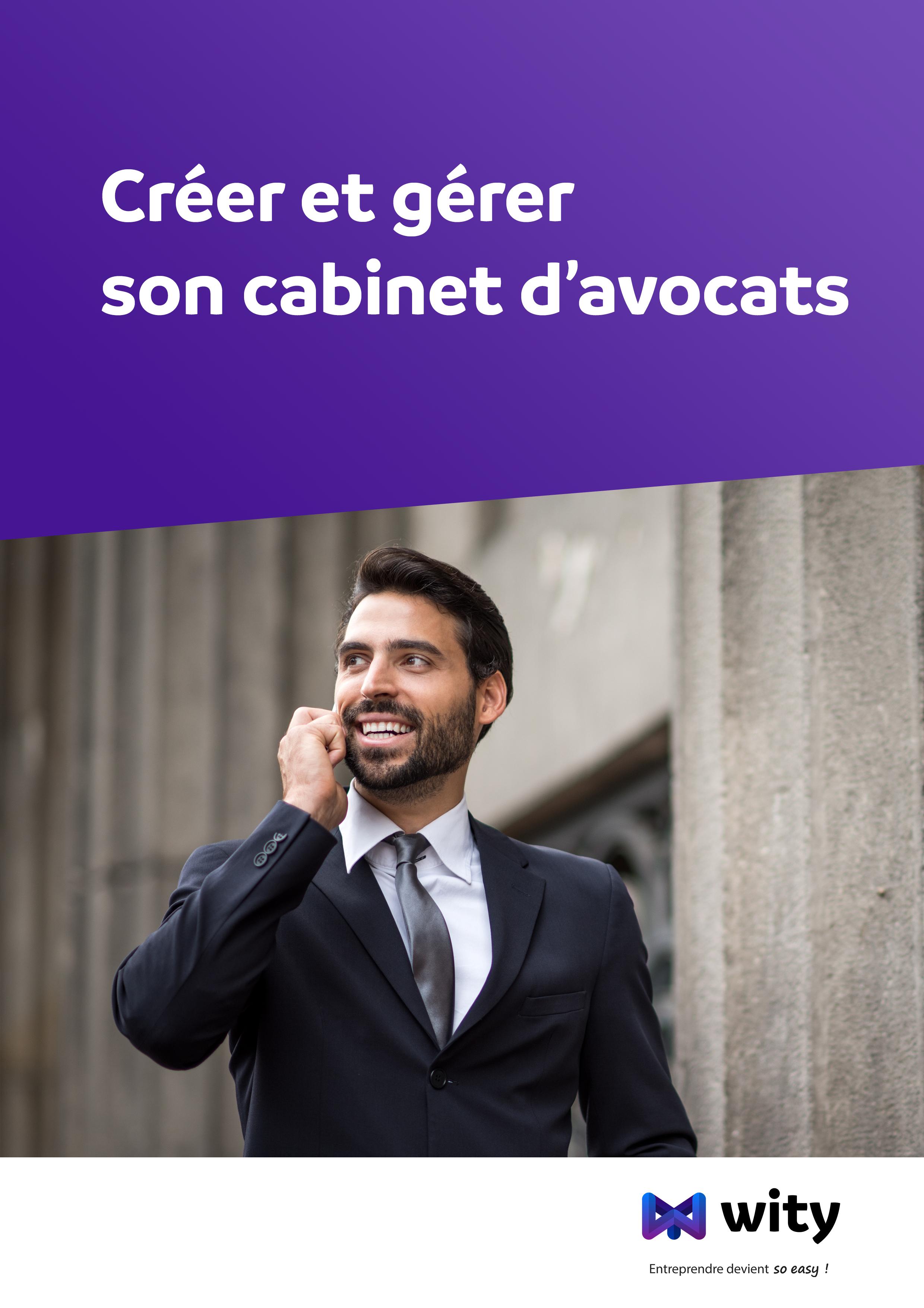 Créer et gérer son cabinet d'avocats - Livre Blanc WITY