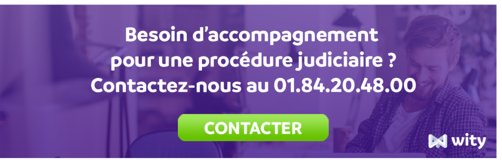 Accompagnement Procédure Judiciaire - WITY